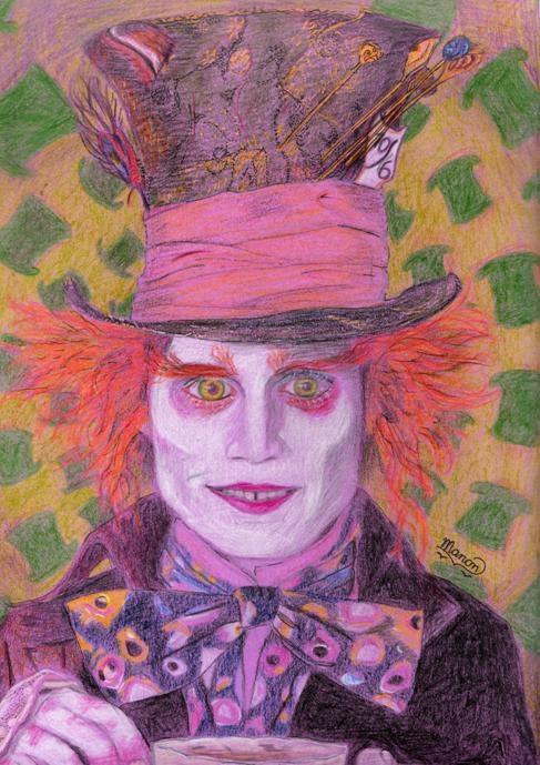 Johnny Depp by Manon.V
